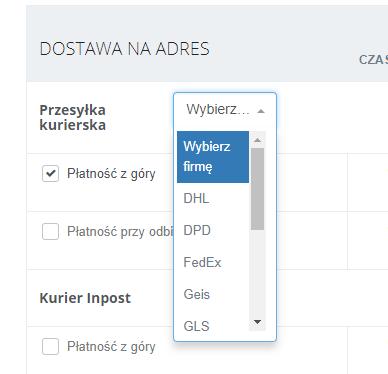 d60e6ea65b1715 Cenniki dostawy – pomoc.arena.pl